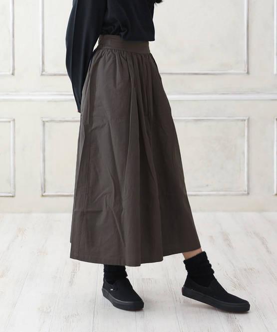 【期間限定セール】サロペットロングスカート[2色展開]